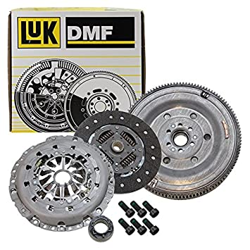 1x Kit embrague ORIGINAL LUK con Volante Bimasa + Set tornillos de fijación AUDI A4 B7 8E +FAMILIAR 2.0 TDI ...