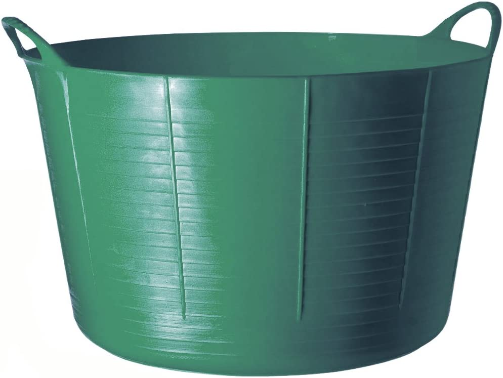 Recipiente flexible de Tubtrug, cubo de 75 L de capacidad