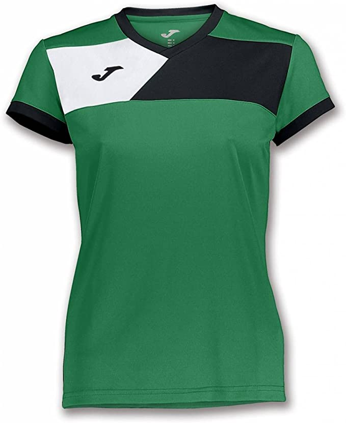 Mujer S SportHG HG-Original W Camiseta t/écnica Negro