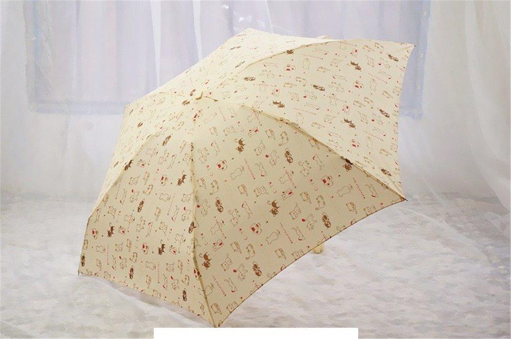 Amazon.com: Katoot@ Oil Painting Umbrella 3 Folding Automatic Umbrella Rain Women And Men Plegable Paraguas De Mujer Parapluie Femme (Lake Lighthouse): ...