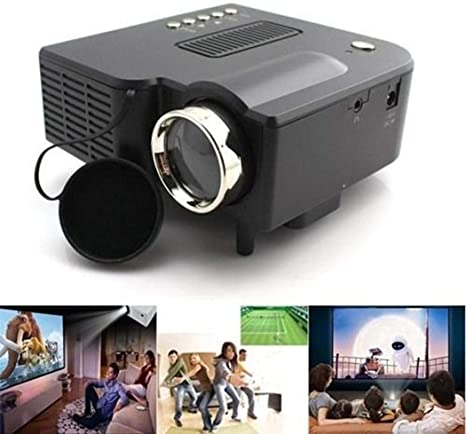 Amazon.com: Logistt UC28 - Mini proyector portátil de ...