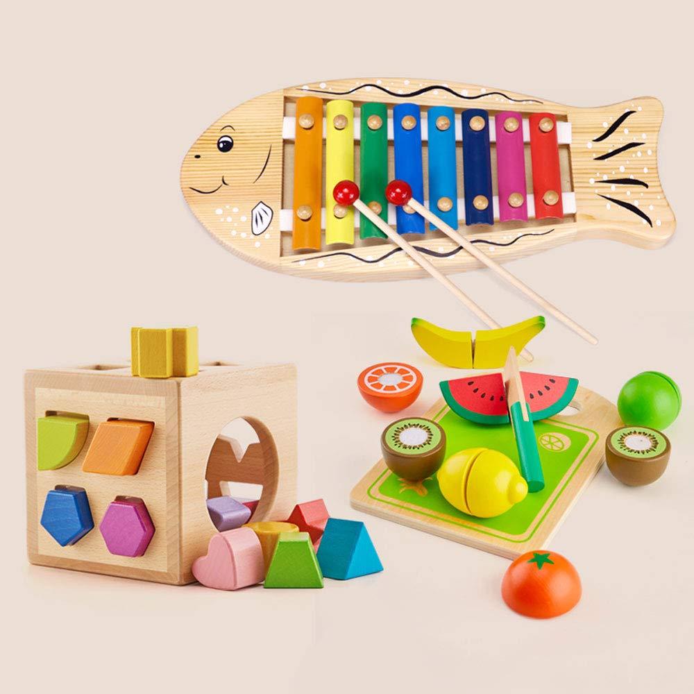 Garantía 100% de ajuste E Xiao Jian- Juguetes - Bloques de construcción Forma Forma Forma de juguete Iguales Juguetes para bebés Juguetes educativos de educación temprana Juguetes ilustrados Niñas 1-2-3 años Juguetes para niños Juguete in  ventas en linea