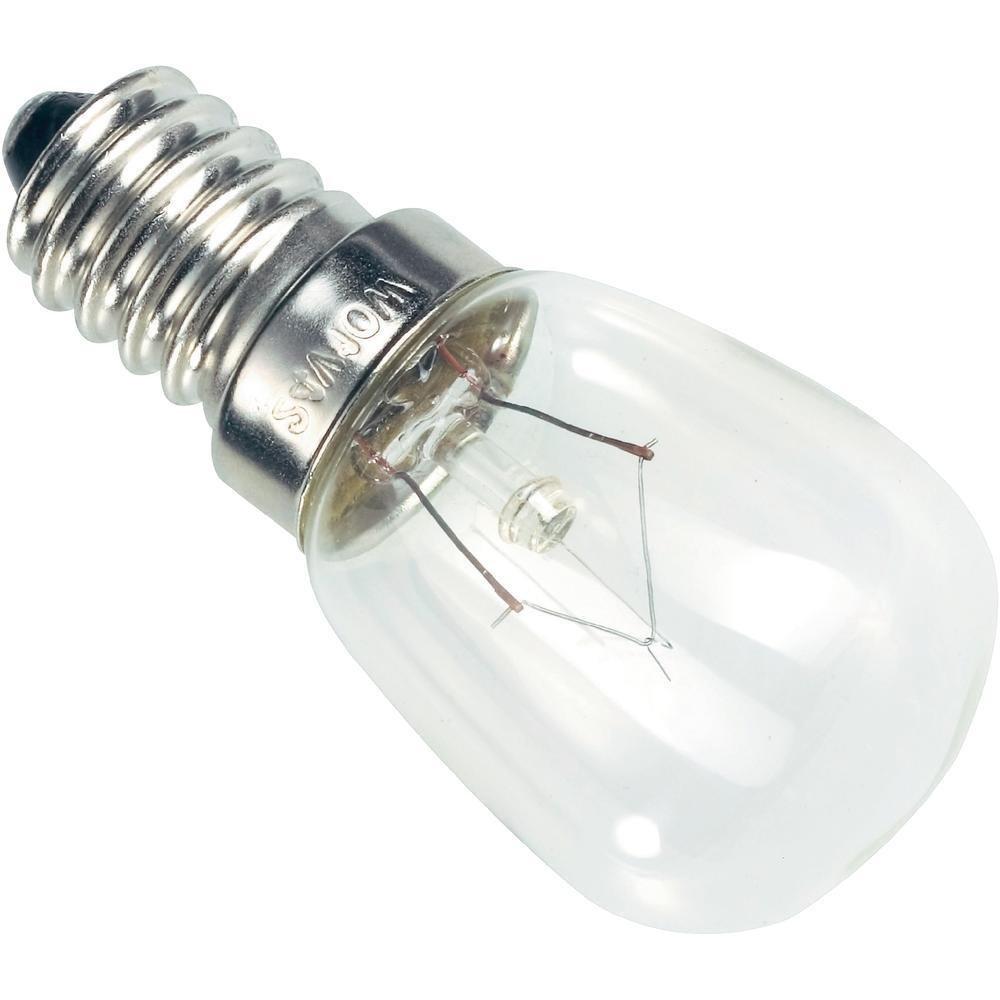 Lampadina trasparente da 24 V, 25 W, attacco E14 00982425