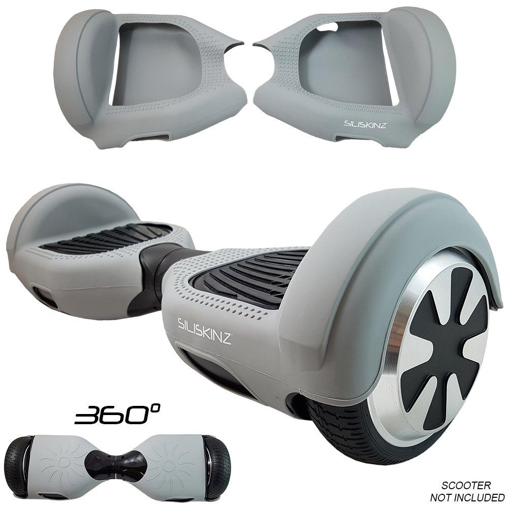Cubierta de la caja de la jalea del silicón de Hoverboard de 360 ??grados - para 6.5
