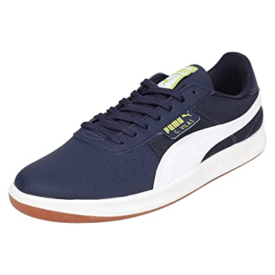 b990fb381bdcd8 Puma Men s G. Vilas 2 Core Idp Sneakers  Buy Online at Low Prices in India  - Amazon.in