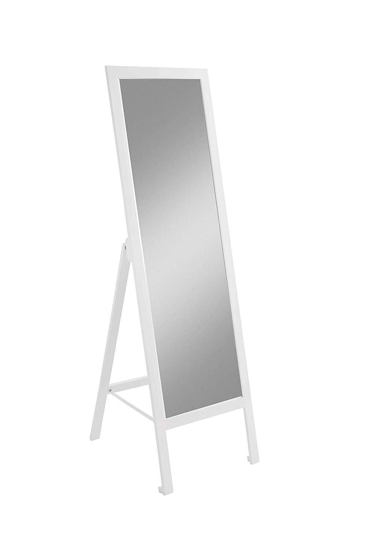 Zalena Standspiegel Elena 45 x 170 x 40 cm (Weiss)
