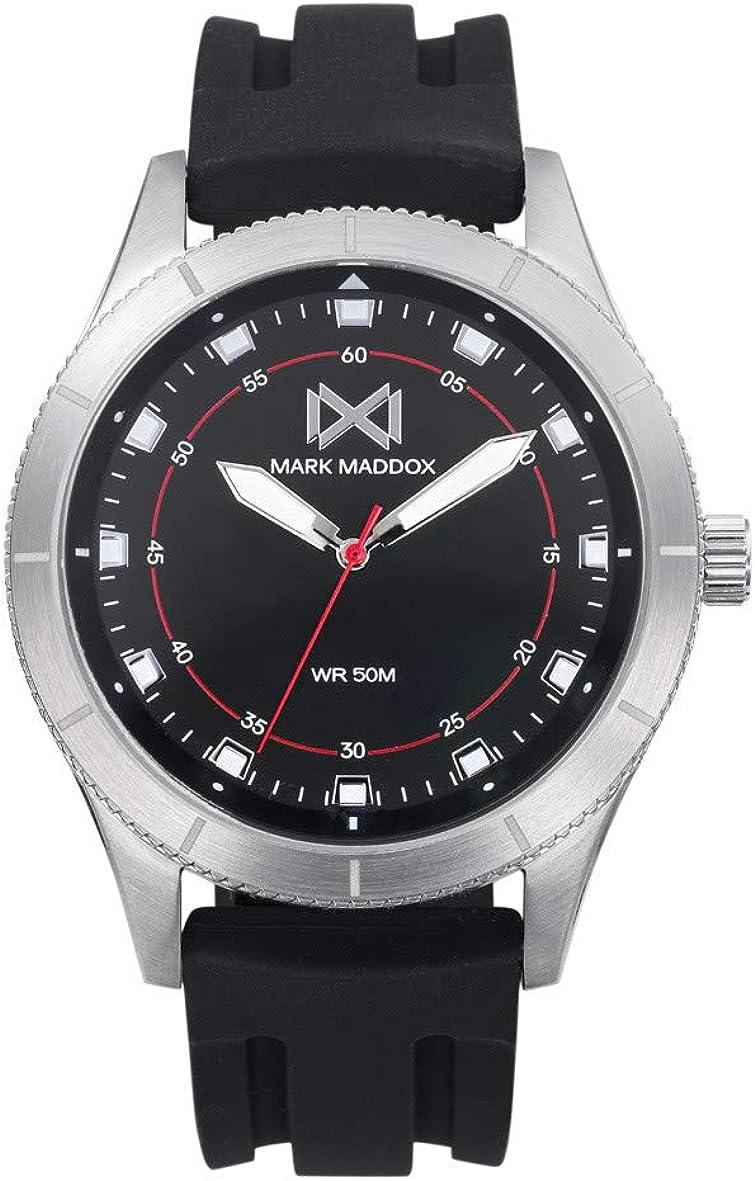 MARK MADDOX - Reloj Acero Correa Sr Mm - HC7126-56