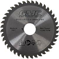 GMC GTS1500 Lame de scie TCT 40 dents