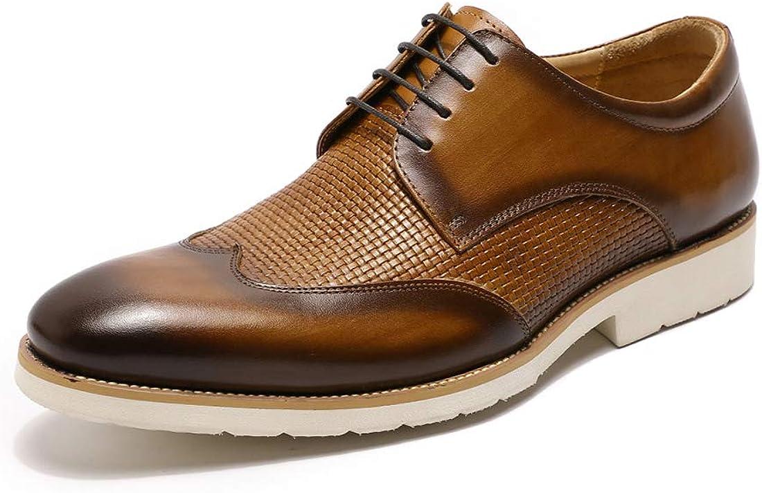 Handmade Mens Leather Dress Shoes
