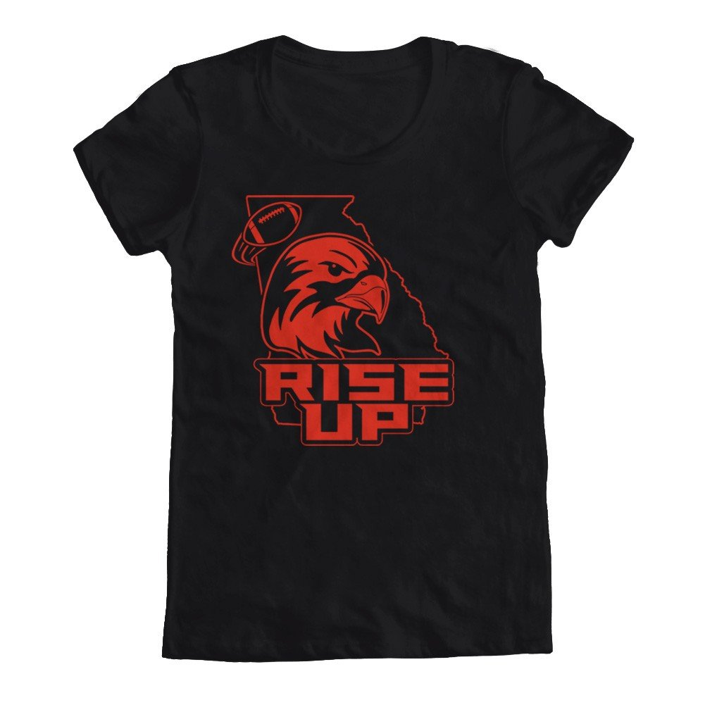 Georgia Football Super Fan Rise Up Tshirt