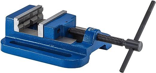 Maschinenschraubstock Schraubstock 100 mm Backenbreite QH100 360/° Schwenkfunktion
