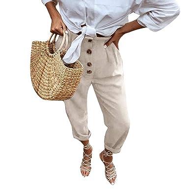 Elegant Hose mit Taschen