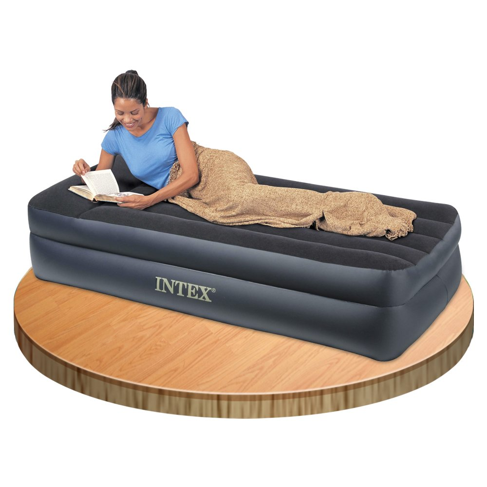Intex 66706, Materasso Comfort T con Pompa Elettrica Incorporata, 99 ...