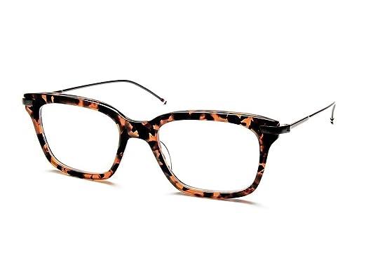 0edeb39d676a Eyeglasses THOM BROWNE TB 701 B-TKT-BLK Tokyo Tortoise-Black Iron ...