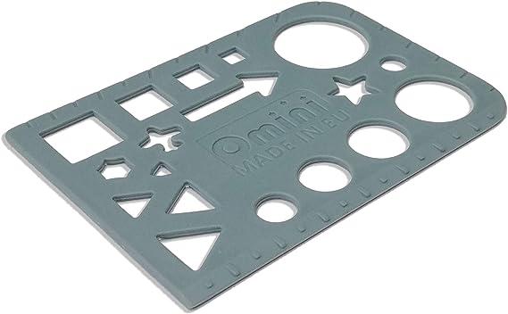 noir KOTARBAU Lot de 2 charni/ères de porte en croix 100 /à 400 mm