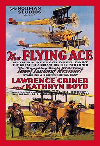 Flying Ace Movie Poster 20x30 poster by Buyenlarge