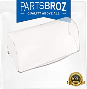 WR22X10012 Dairy Door by PartsBroz - Compatible with GE Refrigerators - Replaces AP3186543, 879748, AH295579, EA295579, PS295579