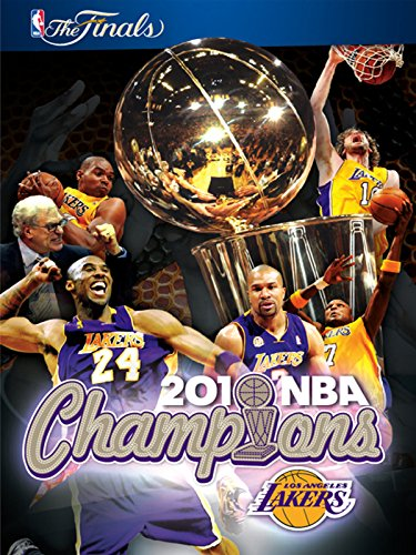 NBA Champions 2009-2010: Los Angeles (Boston Celtics Nba Championships)