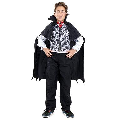 Amazon.com: Abrakadabra Disfraz de Halloween Vampiro ...