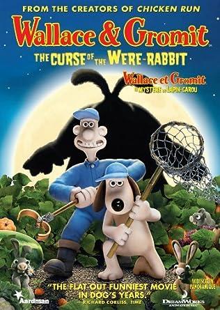 Amazon Com Wallace Gromit Curse Of The Were Rabbit Dvd 2005 Region 1 Us Import Ntsc Movies Tv