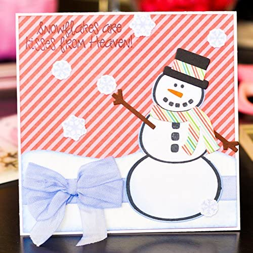 NEW AND SEALED THE SNOWMAN 6 X 6 VELLUM PACK