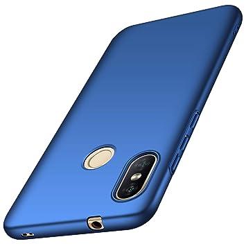 AOBOK Funda Xiaomi Mi A2 Lite, Funda Xiaomi Redmi 6 Pro, Alta Calidad Ultra