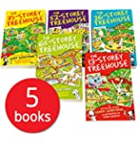 The 13-Storey Treehouse Collection - 5 Books