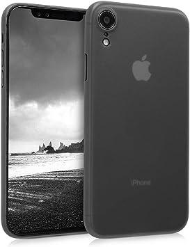 kwmobile Funda Compatible con Apple iPhone XR: Amazon.es: Electrónica