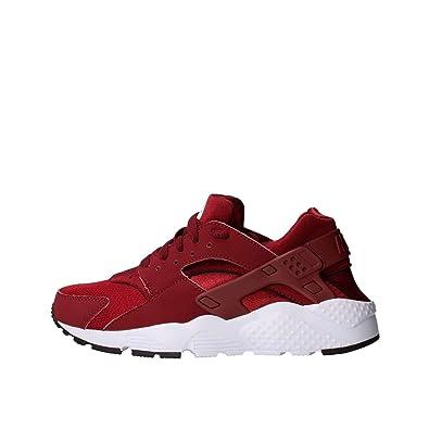Nike 654275 602 Huarache Run (GS) Turnschuhe Rot 36.5  Amazon  ... Saisonverkauf