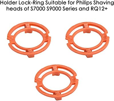 Afeitadora Placa de soporte de la cuchilla de cabeza para Philips Norelco SH70 SH90 RQ12 Plus+ S7370 S9311 S7000 S900: Amazon.es: Salud y cuidado personal
