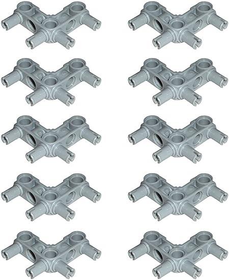 3x3 Light Gray Technic Round Turn Wheel Bricks NEW Lego Parts 3