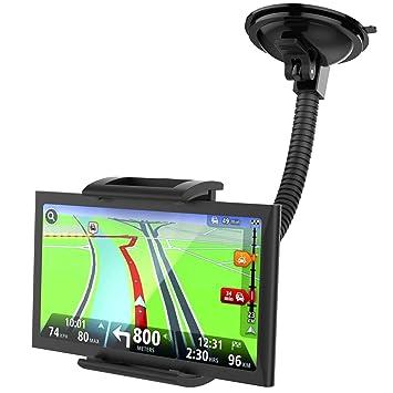 360 ° montola® capto X3 coche universal soporte soporte cuello de cisne de automóviles Navi