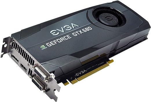 Amazon.com: EVGA GeForce GTX 680 2048 MB GDDR5, DVI, DVI-D ...