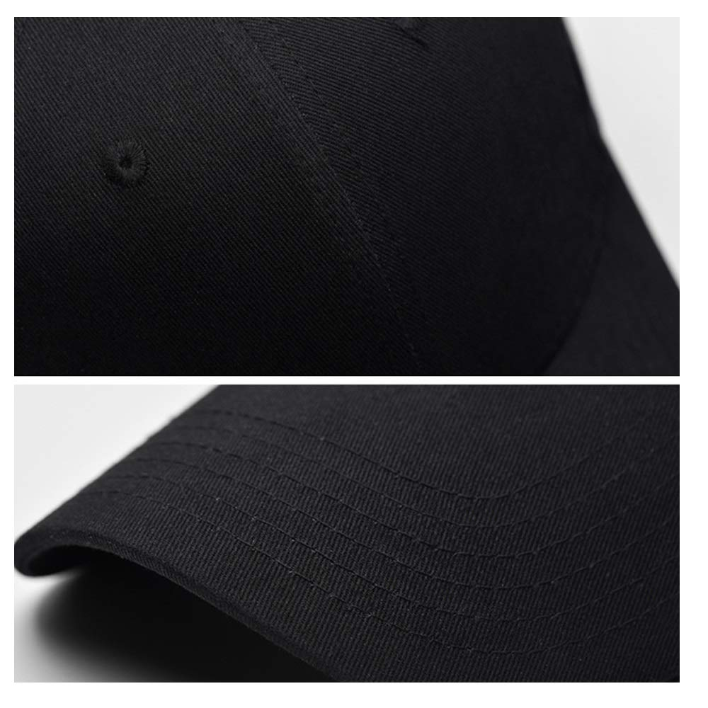 GeorgeB Hats Baseball Hat Women and Mens Baseball Cap Snapback Hat Hip-Hop Adjustable Hats Fashion Accessories Hat Cap
