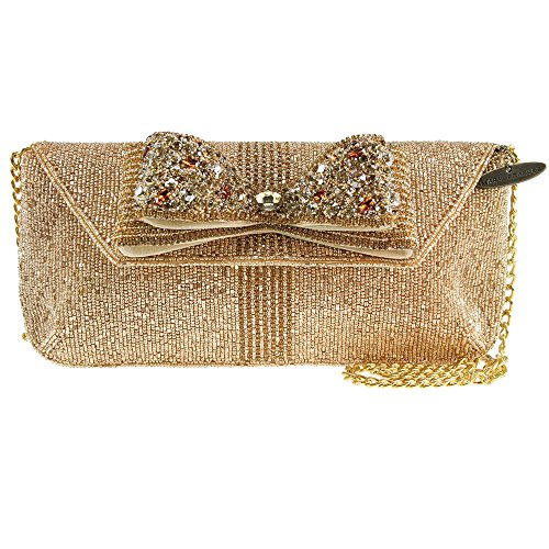 Mary Frances Bow Tie Handbag - Mary Frances Tie