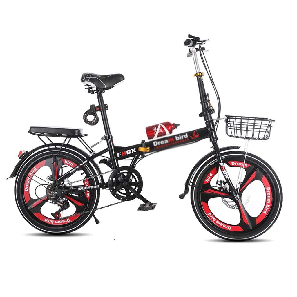 最新の激安 折りたたみ自転車 : 折りたたみ自転車シフトディスクブレーキ衝撃吸収折りたたみ自転車女性の自転車6速20インチホイール自転車 (Color B07PS3TNXN : 150*30*100cm) Red, Size : 150*30*100cm) 150*30*100cm Red B07PS3TNXN, kissora:07643a3f --- senas.4x4.lt