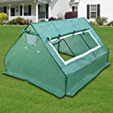 STRONG CAMEL New Greenhouse 6'X5'X3′ Hot Garden House Review