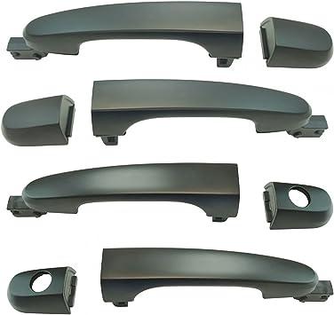 Exterior Door Handle Front Driver /& Passenger Side Kit Pair for Solara New