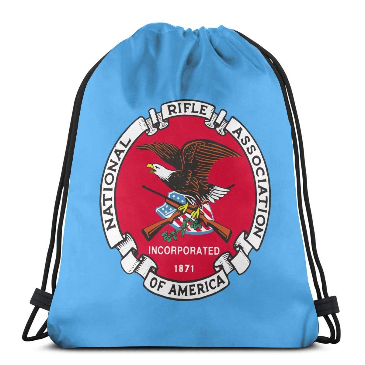 Bald-eagles Cool Gym Drawstring Bags Travel Backpack Tote School Rucksack