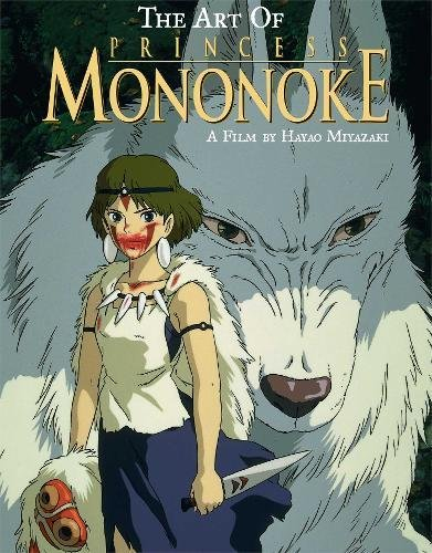 (The Art of Princess Mononoke)