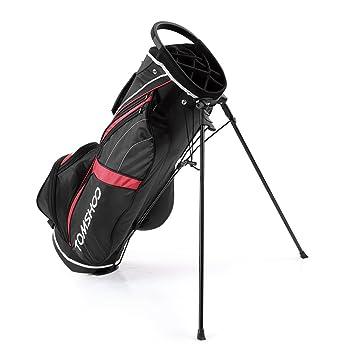tomshoo ligero soporte de golf bolsa carrito de Golf 14 way ...