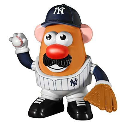 649262c7062 Amazon.com   MLB New York Yankees Mr. Potato Head   Sports Fan Toy ...