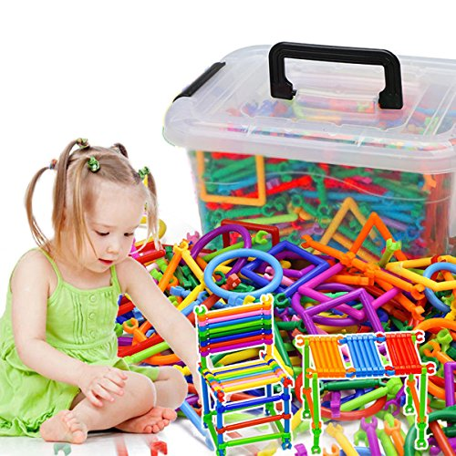 AGARE 500 PC Bars Different Shape Creative and Educational