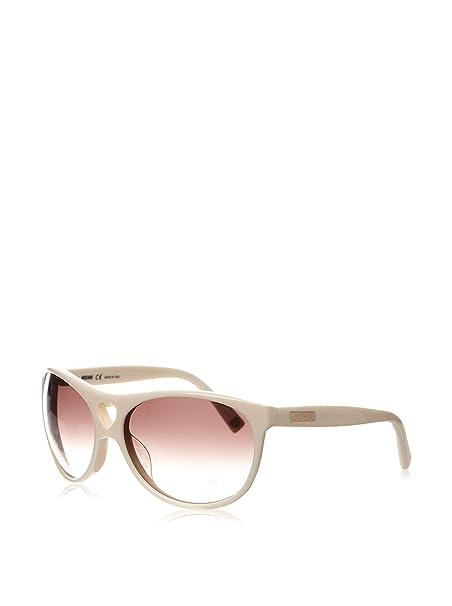 Moschino Gafas de sol MO-50003 beige: Amazon.es: Ropa y ...