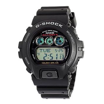 Casio GW6900 - 1 V G-shock Atomic de la Hombres Digital reloj deportivo: Amazon.es: Informática