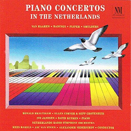 Concert voor piano's en orkest: Lento - Allegro (1964)