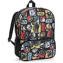 Disney Star Wars Classic Characters Standard Size School Backpack - Kids