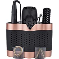 Minky Homecare Styling Dock Hair Tool Storage, Rose Gold, 4 Count