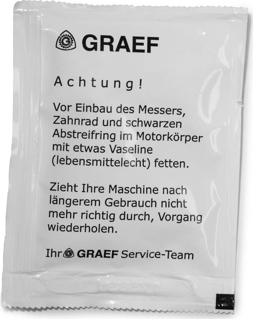 Graef Tütchen Vaseline Graef Tütchen Vaseline Gebr. Graef GmbH & Co. KG 141842