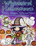 Best Halloween Crafts - Whimsical Halloween Coloring Book: Witches, Vampires Kitties Review